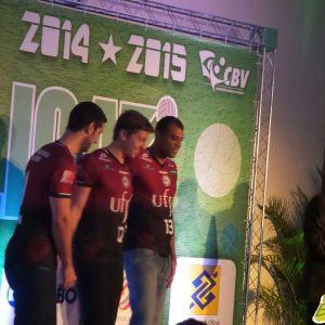 Federal busca a tão sonhada vaga nos playoffs da Superliga Masculina de Vôlei