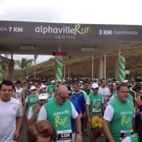 Alphaville Run: divulgados os resultados oficiais