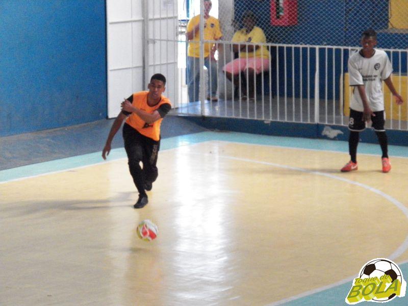 Copa Prefeitura Bahamas de Futsal: superação marca São Bernardo 3×2 Central