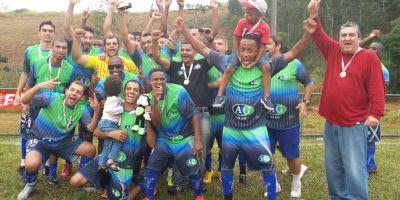 AG Plast: campeã do futebol de campo dos Jogos Sesi Juiz de Fora 2015
