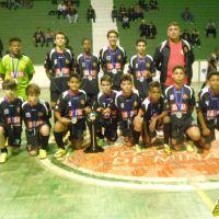 Copa Prefeitura Bahamas de Futsal: baixinhos desequilibram e Sesi é campeão mirim