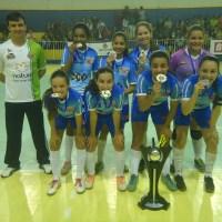 Copa Prefeitura Bahamas de Futsal: Matias Barbosa é destaque no feminino