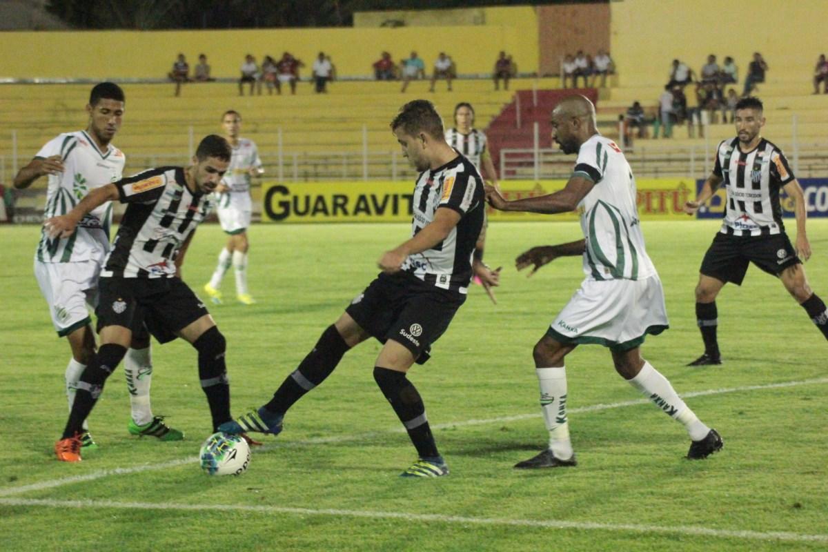 Em noite de final da novela, Tupi repete filme e perde para o Luverdense com gol no epílogo