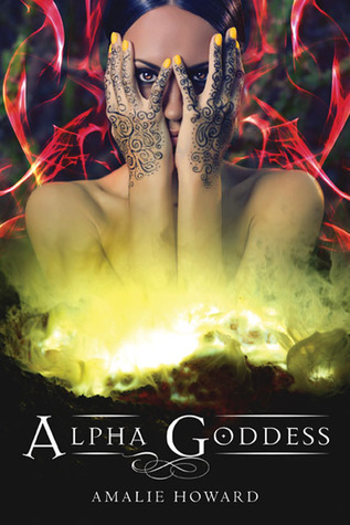 Alpha Goddess by Amalie Howard
