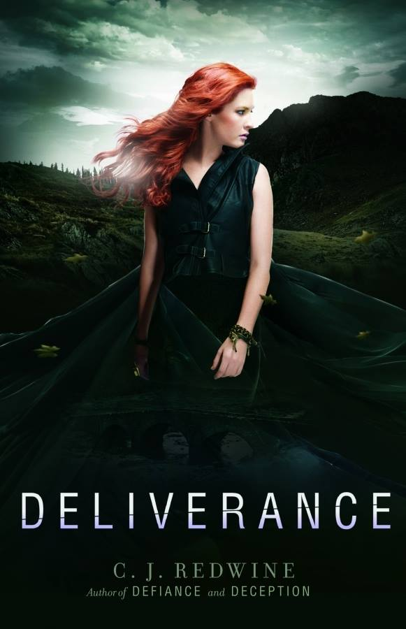 Deliverance (Defiance Trilogy #3) by C.J. Redwine