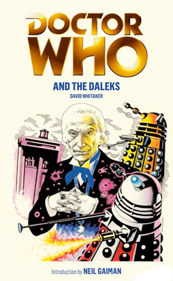Doctor Who and the Daleks novelization
