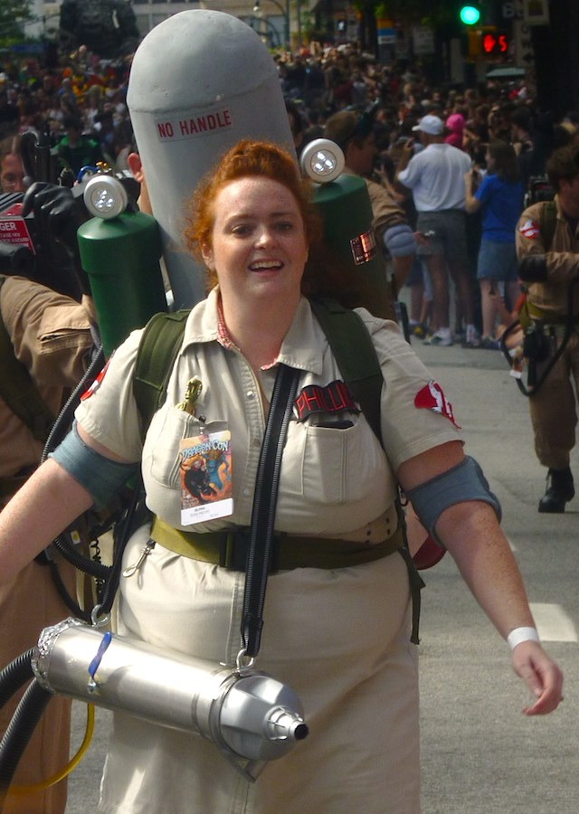 The Cosplay of DragonCon 2012: Day Two, The Parade