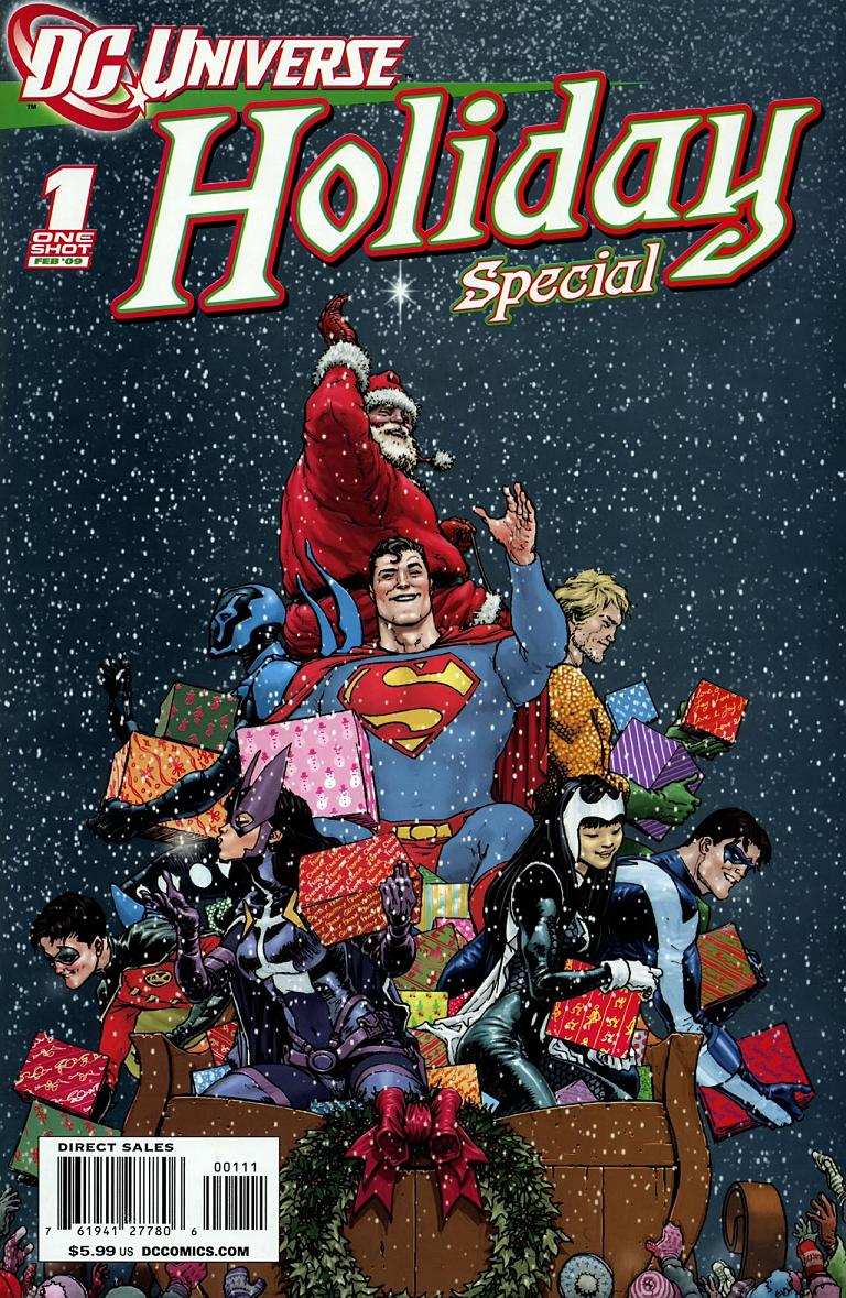 Figure 19 DC Universe Holiday Special 1 2008