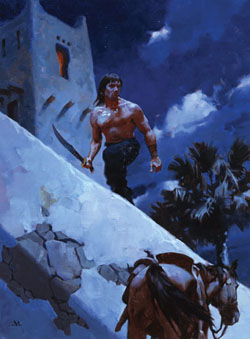 Gregory Manchess: Conan