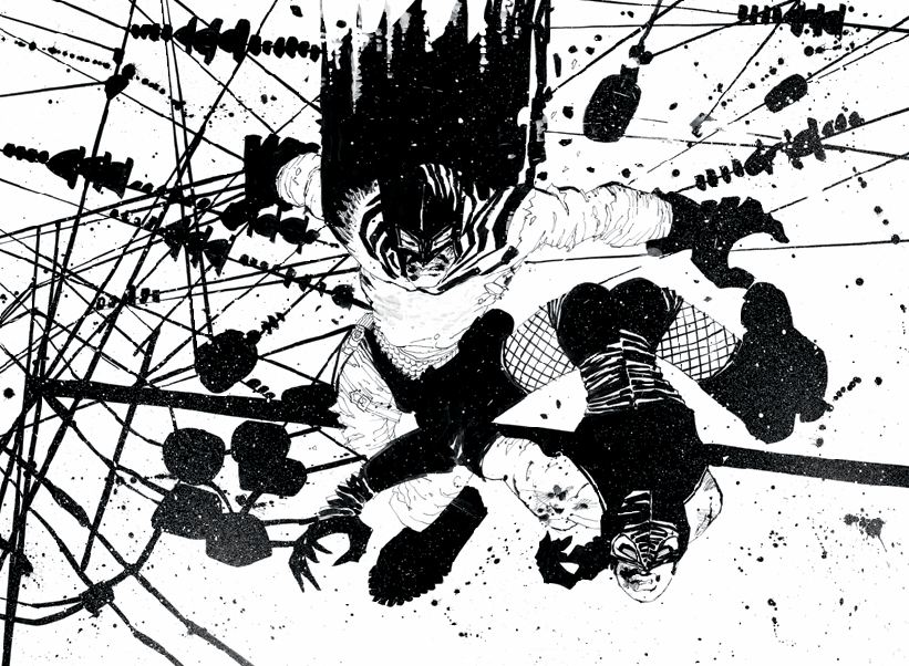 Once Upon a Batman: Frank Miller's Holy Terror
