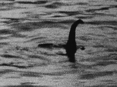 The Loch Ness Monster (Nessie)
