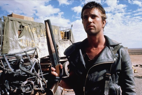 Mad Max Road Warrior Mel Gibson