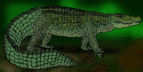 Mekosuchus