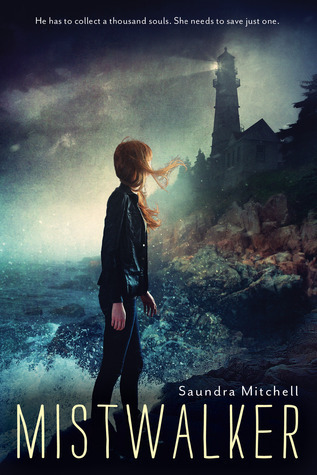 Mistwalker by Saundra Mitchell
