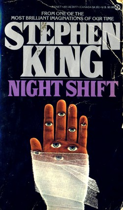 The Great Stephen King Re-read: Night Shift