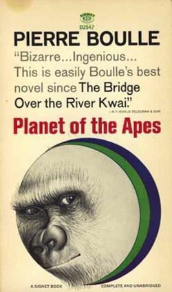 Planet of the Apes Signet edition