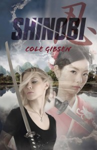 Shinobi (Katana #3) by Cole Gibsen