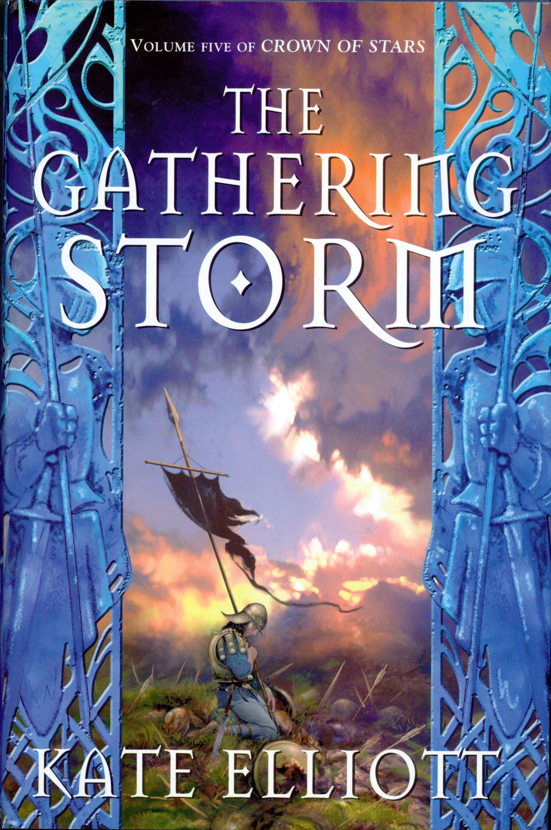 The Gathering Storm by Kate Elliot