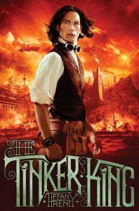 The Tinker King (The Unnaturalists #2) by Tiffany Trent