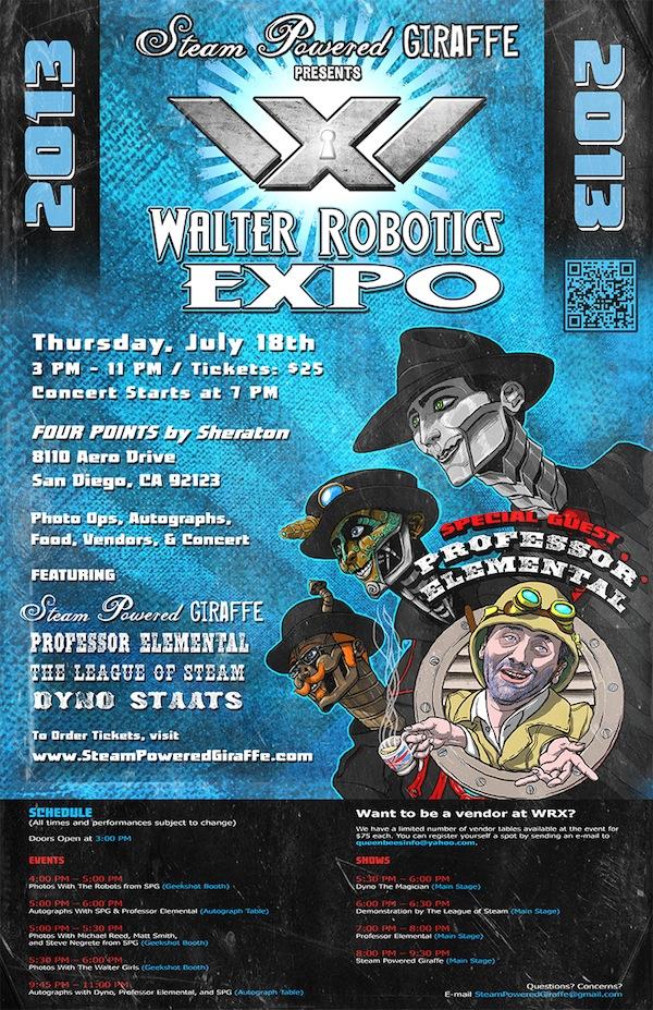 Walter Robotics Expo
