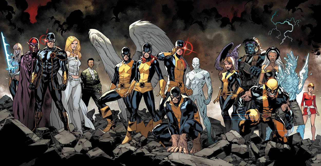 Five reasons you should be reading All New X-Men