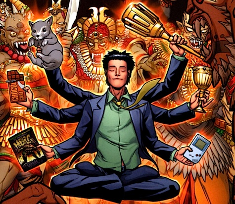 Asian American comics characters Amadeus Cho