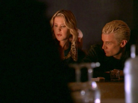 Buffy the Vampire Slayer, Conversations With Dead People, Spike