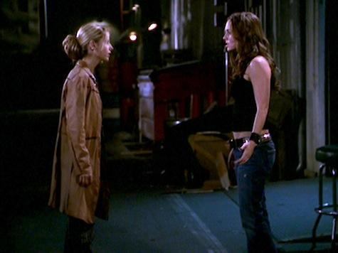Buffy the Vampire Slayer, Empty Places, Faith