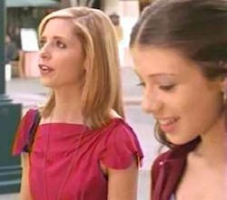 Buffy the Vampire Slayer, Entropy, Buffy Dawn