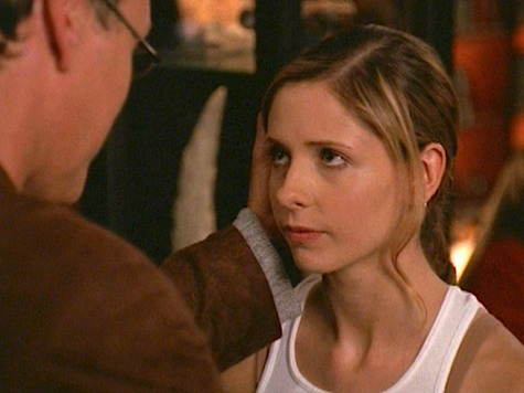 Buffy the Vampire Slayer, Flooded, Giles