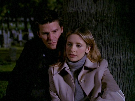 Buffy the Vampire Slayer, Forever, Angel