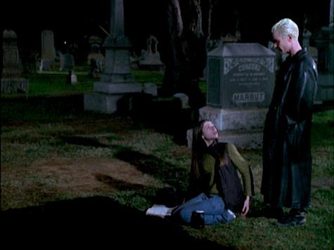 Buffy the Vampire Slayer, Forever, Dawn, Spike