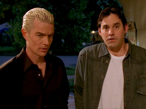 Buffy the Vampire Slayer, Him, Spike, Xander