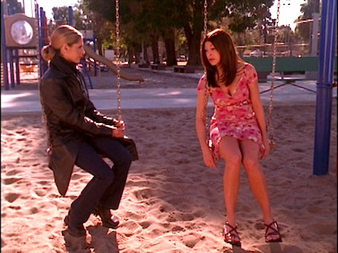 Buffy the Vampire Slayer, I Was Made to Love You, April