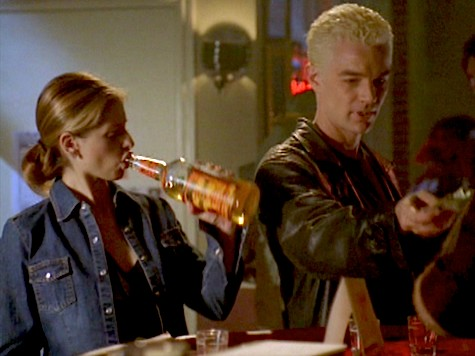 Buffy the Vampire Slayer, Life Serial, Spike