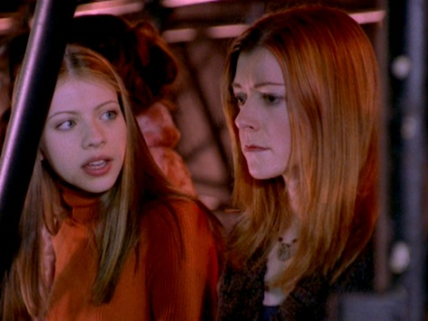 Buffy the Vampire Slayer, Showtime, Willow, Dawn