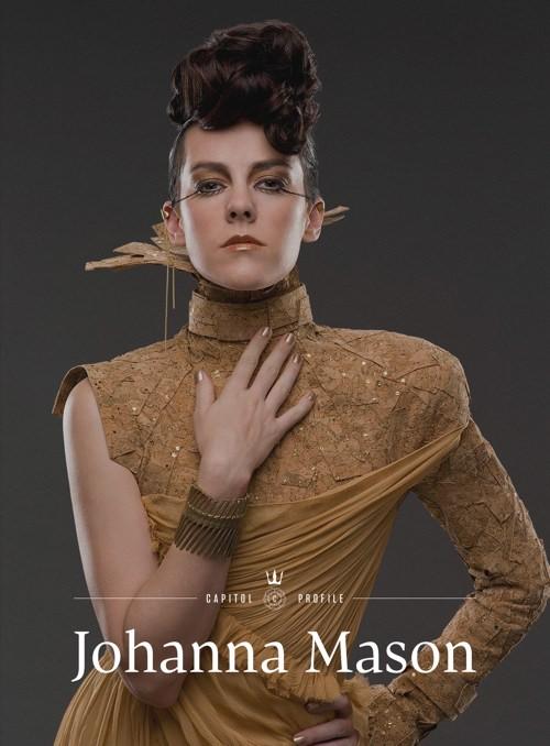 Capitol Couture, Johanna Mason