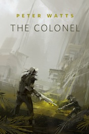 The Colonel Peter Watts Richard Anderson