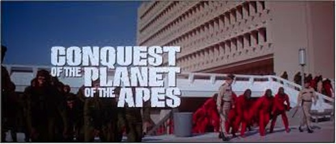 Who's Your Caesar? Rewatching Conquest of the Planet of the Apes