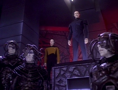 Star Trek: The Next Generation Rewatch on Tor.com: Descent, Part 1