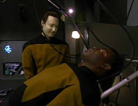 Star Trek: The Next Generation Rewatch on Tor.com: Descent, Part II