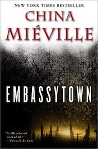 China Mieville Embassytown