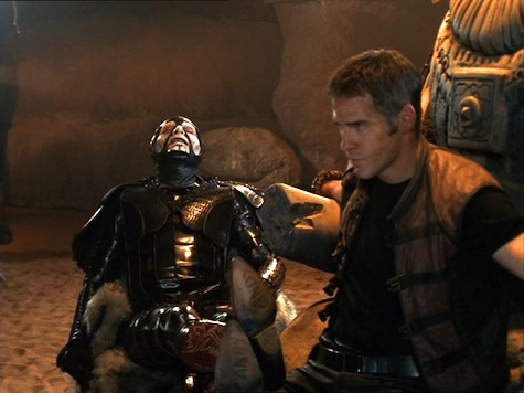 Farscape, Different Destinations, harvey, john