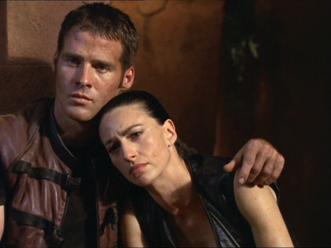 Farscape, Different Destinations, aeryn, john