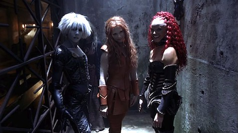 Farscape, What Was Lost II: Resurrection, Chiana, Sikozu, Jool