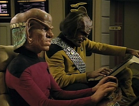 Star Trek: The Next Generation Rewatch on Tor.com of Future Imperfect