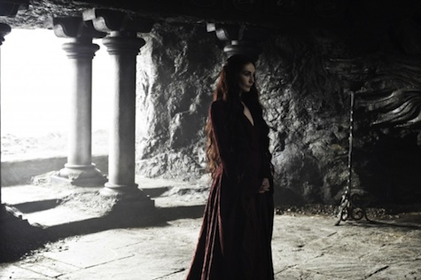 Game of Thrones season 3 Melisandre