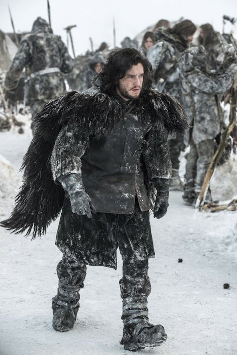 Game of Thrones season 3 Jon Snow