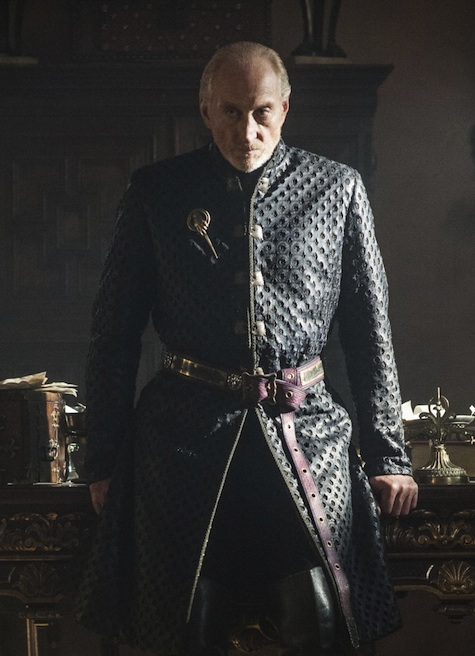 Game of Thrones season 3 Tywin Lannister