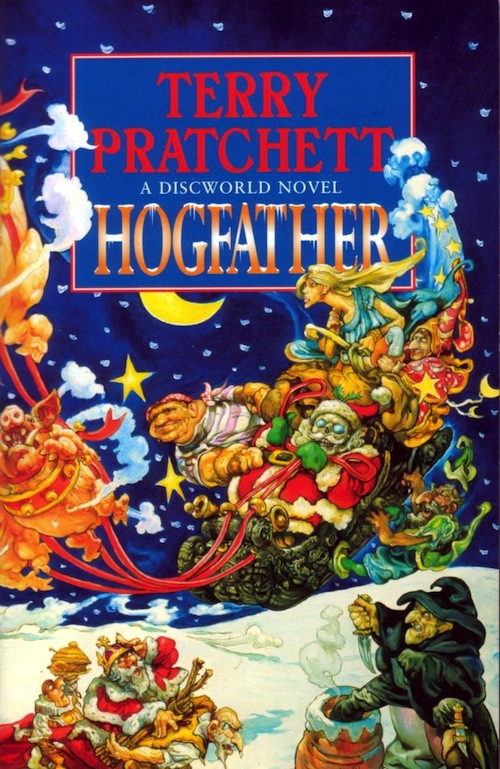 Terry Pratchett Discworld Hogfather